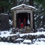 八海山、雪で撤退
