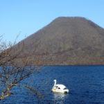 早春の榛名山